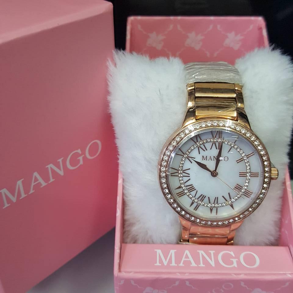 Jam Tangan Original 100 Mango Ma6649l 2tk Trendshion Shopee Indonesia Ma6642l 80