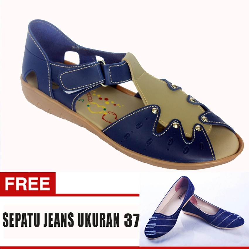 Mix Happy Box - Aneka Sepatu   Sandal Wanita (Flats b8aa60d6d7