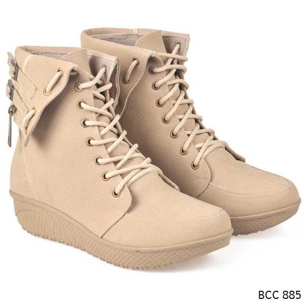 Sepatu Boots Wanita kode BCC 885