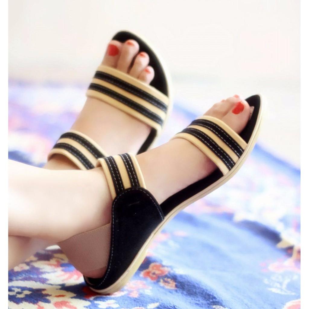 Jual Produk Sepatu Wanita Online Shopee Indonesia Bettina Heels Bellance Black Hitam 40