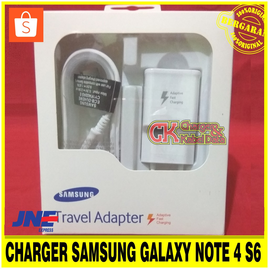 Kabel Data Usb Samsung Galaxy S4 Note 4 Original 100 Fast Charger S3 Mega Grand Charging Shopee Indonesia