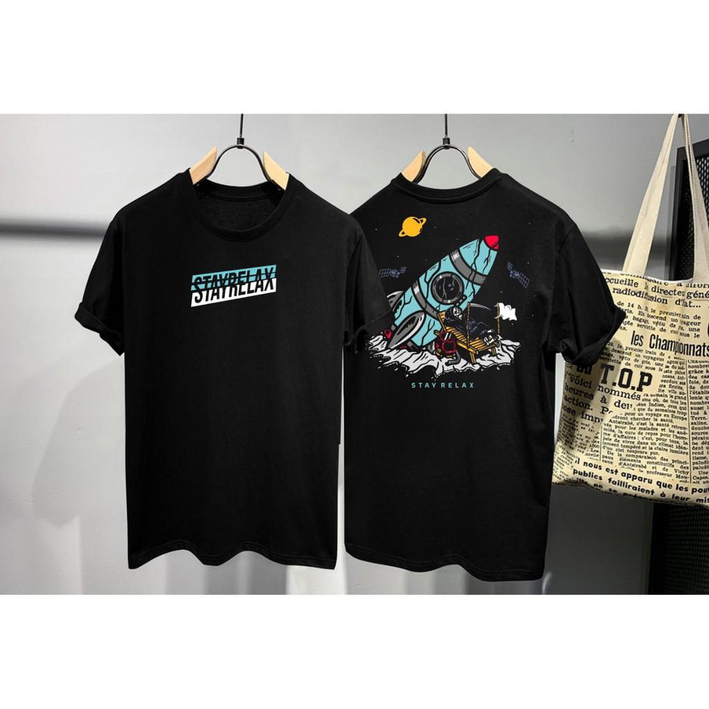 Balila Kaos Distro Tshirt Cotton Combed 30s Shopee Indonesia