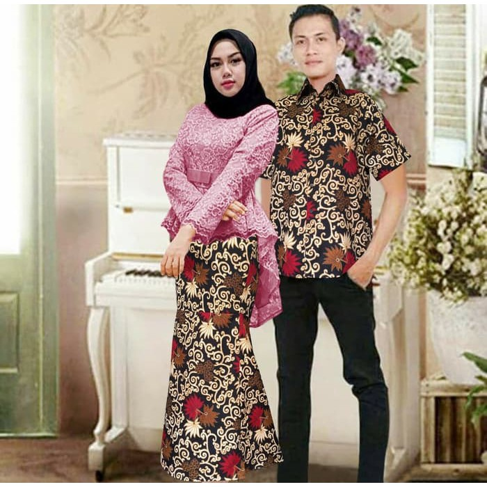 Couple Adorra Couple Batik Couple Muslim Couple Kebaya Couple Kutubaru