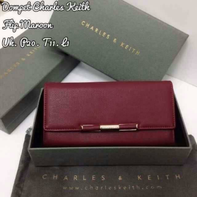 NEW COLLECTION SALE DOMPET CHARLES AND KEITH ORIGINAL CK ORI CNK ORI ZARA  GUESS ALDO FLASH SALE  381848eed6