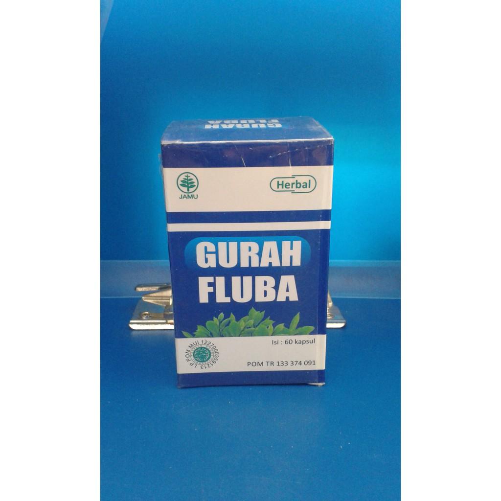 HIU Gurah Fluba - Flu Dan Batuk / Herbal Gangguan Pernafasan | Shopee Indonesia