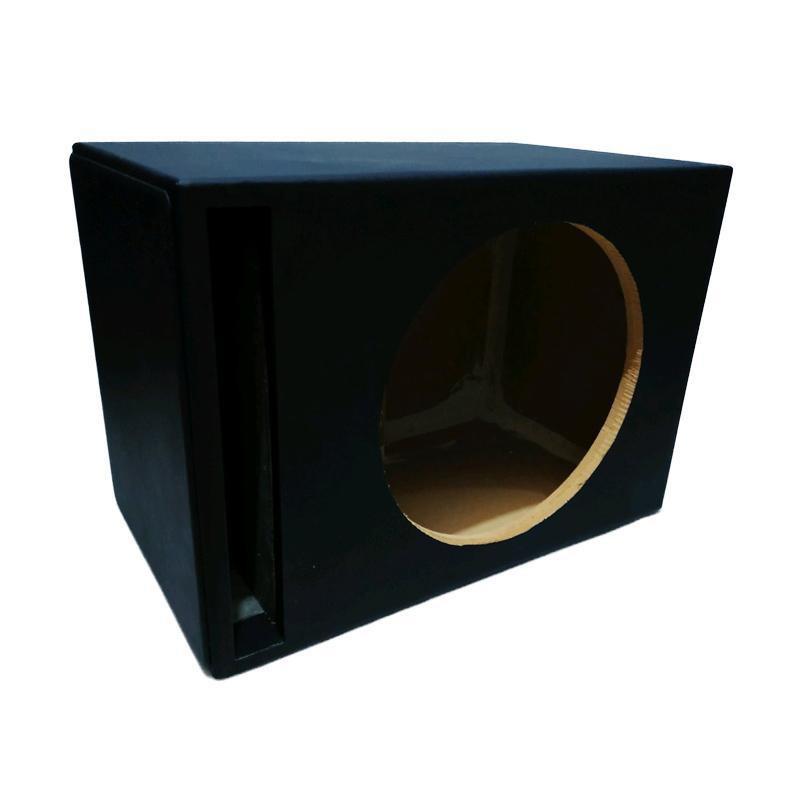 (Audio Mobil) OEM Box MDF Subwoofer Slot Audio Mobil [12 Inch]