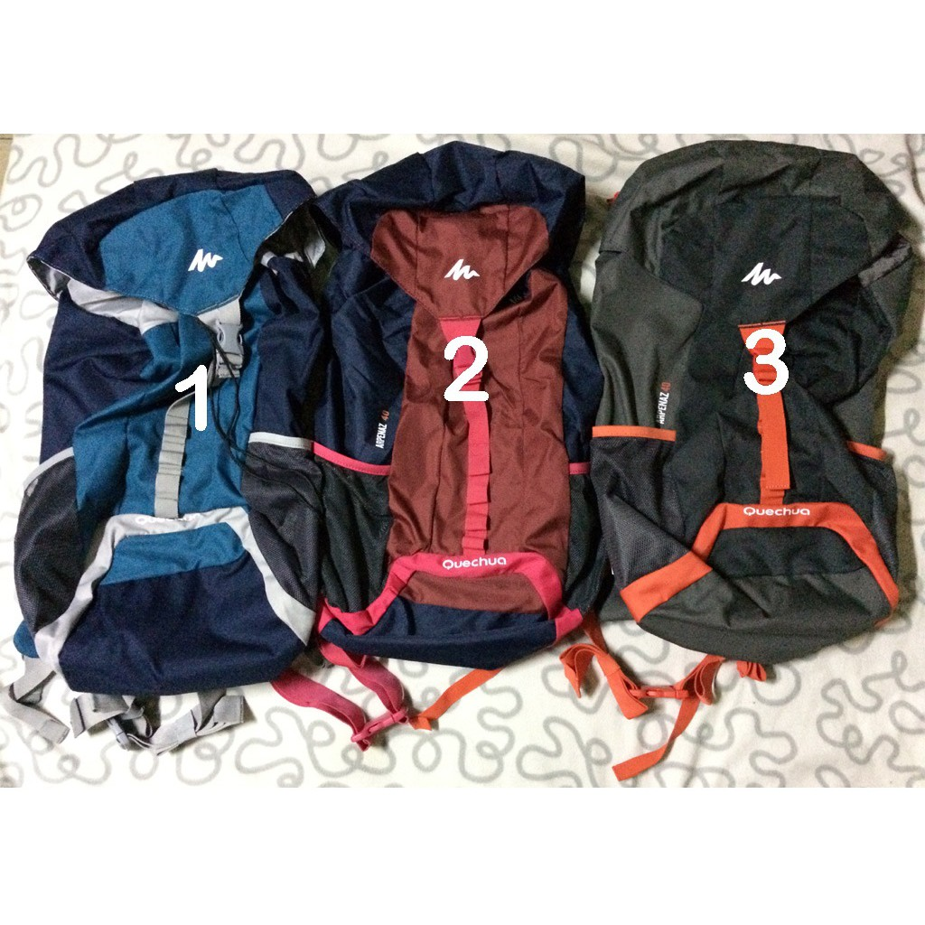 Decathlon Quechua Tas Ransel Arpenaz 20l Daypack Backpack Original Anak 7l For Kids 100 Shopee Indonesia