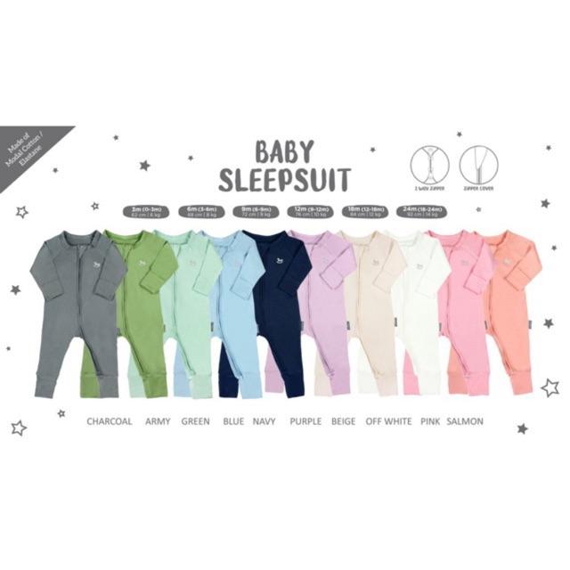Baby Sleepsuit Little Palmerhaus