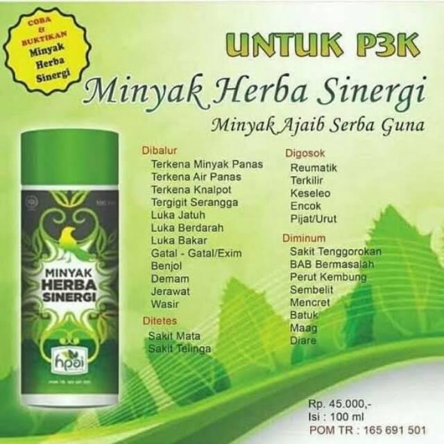 Cara Pakai Minyak Herba Sinergi Untuk Jerawat