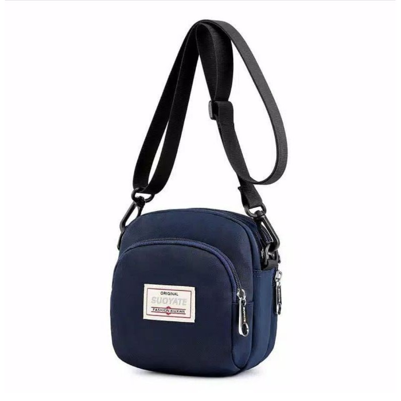 Tas Selempang Souyate / Sling Bag Mini Simple / Tas Wanita ...