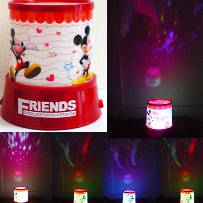 LAMPU TIDUR PROYEKTOR STAR MASTER BISA PUTAR+MUSIK KARAKTER LAMPU | Shopee Indonesia