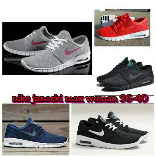 Sepatu Nike SB Stefan Janoski Skate Board Import Premium BNIB ... 67505e438a