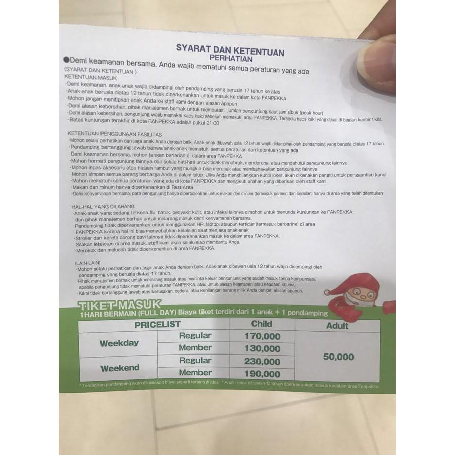 Tiket Waterbom Bali Murah Cepat Wisatawan Domestik Dewasa Anak Madame Tussauds Bangkok  Shopee Indonesia