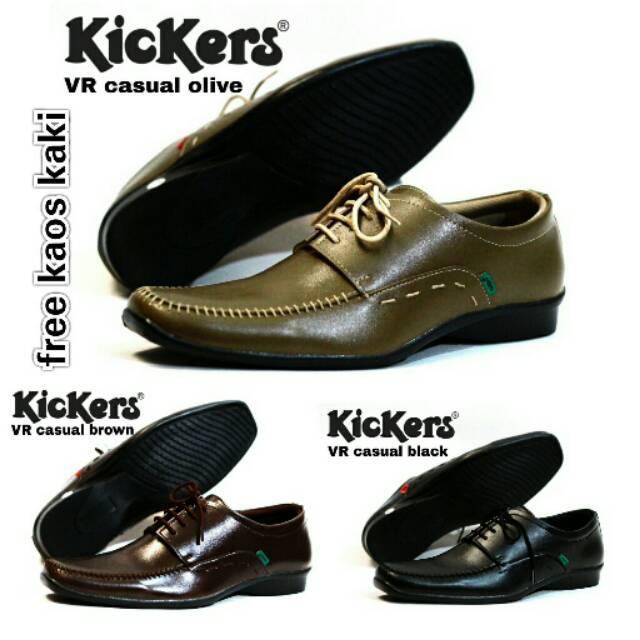 SepatuSlipon Pria Crocodile Kulit Asli Kerja Cowok Keren Murah Berkualitas  Premium  4312ef1de5