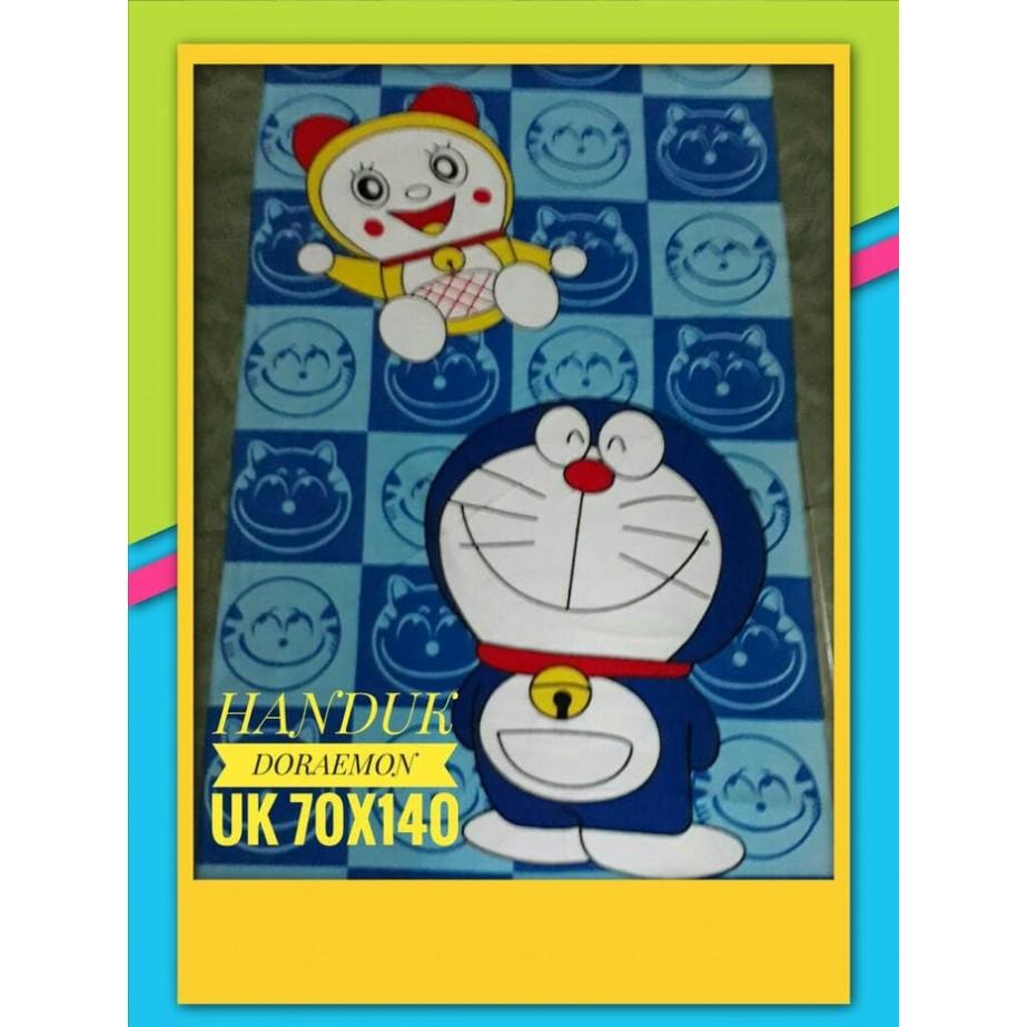 Handuk Rosanna Doraemon Uk 72 X 145 Cm Kimono Mandi Shopee Indonesia Printing Panel 72x145 Manchester