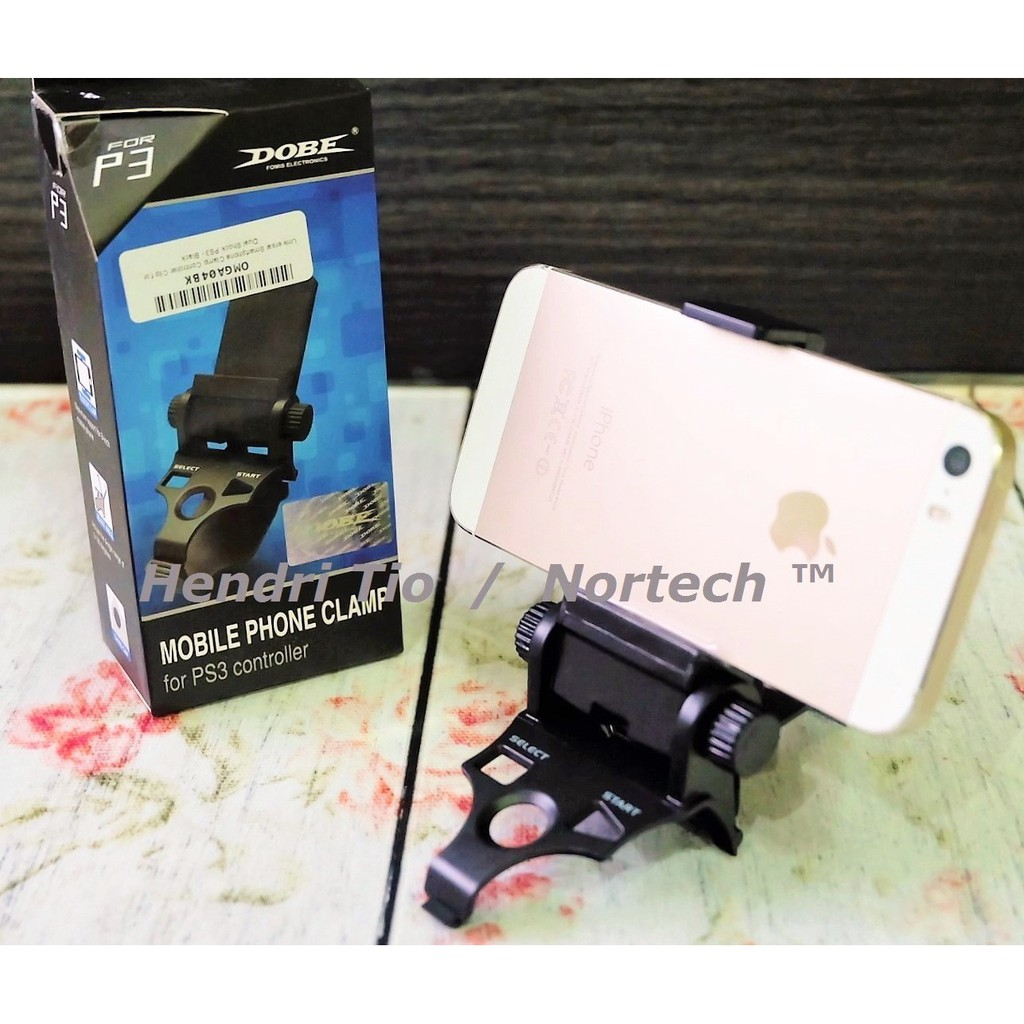Terios Bluetooth Gamepad Android Holder T3 With Lion Bat Pqsp Jp Smartphone Vr Box Tv Stik Ps3 Clamp