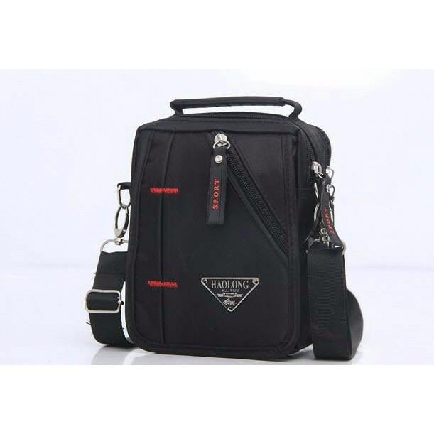tas selempang pria tas import tas murah tas branded batam tas kekinian keren powerbank hp gadget