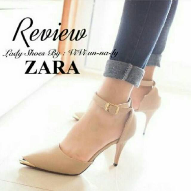 60127f4160d HIGH HEELS ZARA BASIC REPLIKA TERMURAH 252