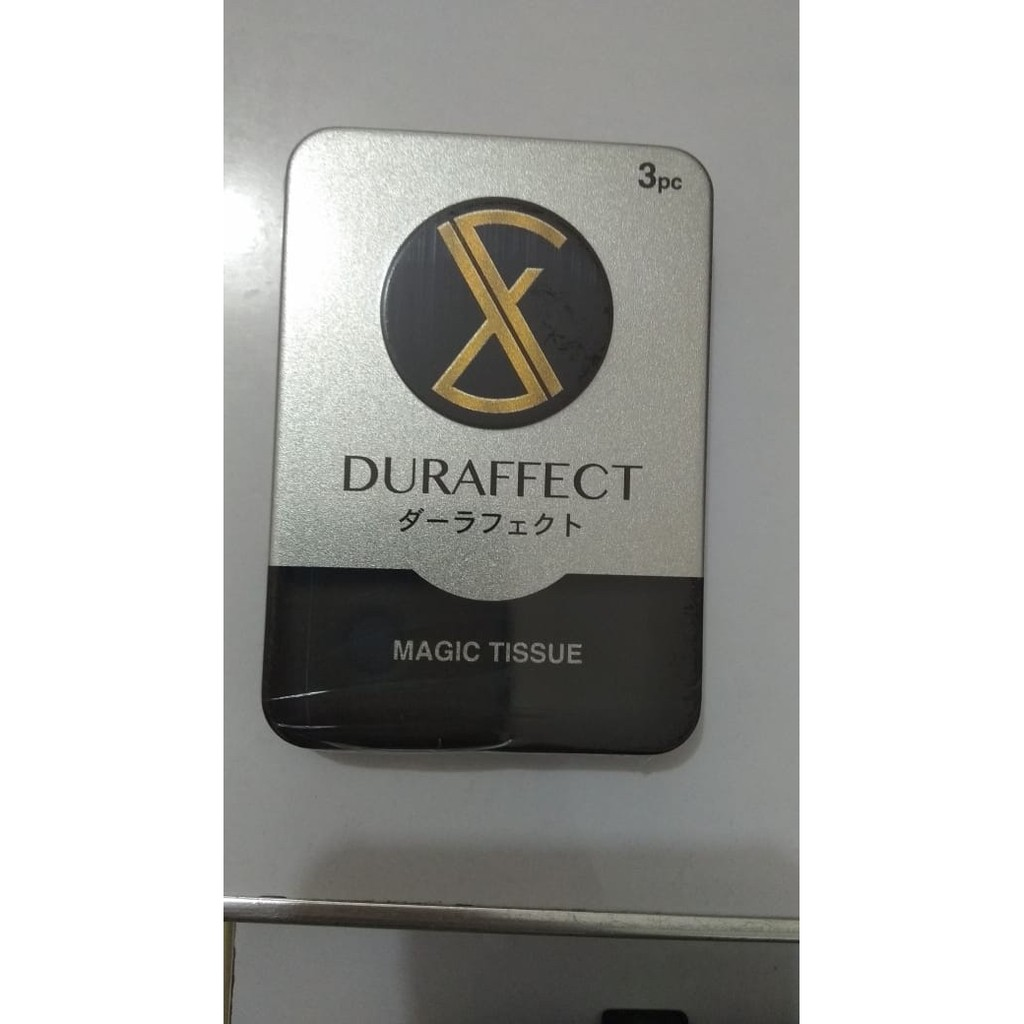 Tissue Magic Power Isi 6 Sachet Kuat Tahan Lama Peineili Premium Tisu Untuk Pria Delay Shopee Indonesia