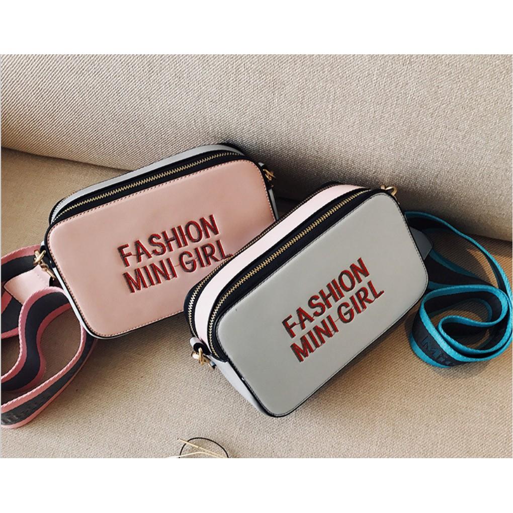 (1KG 3PCS) SBT094 Sling Bag Fashion Mini Girl Wanita Tas Selempang Tas  Import Tas Murah Batam  b63ab7e4d4