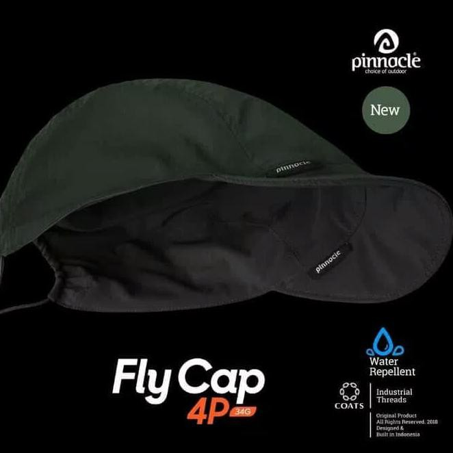 Terbaru Topi Pinnacle Fly Cap 4P Ultralight Stok Terbatas  d0142a3732