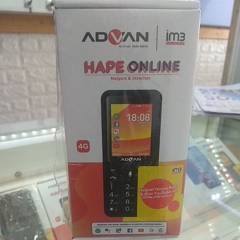 Advan Hp Online