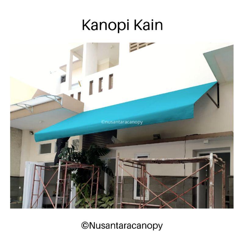 Kanopi - Kanopi Kain Minimalis Jakarta