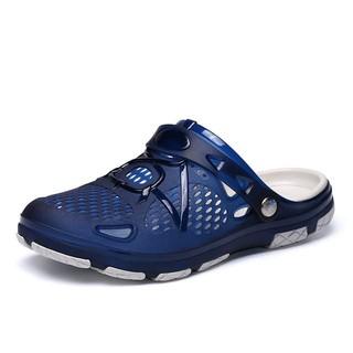 Sepatu Sandal Slipper Pria Evabu Garden Clog Karet Anti Air