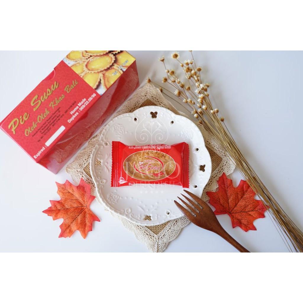 Pie Susu Dhian Keju 10pcs Box Enak Dari Bali Shopee Asli Rasa Indonesia