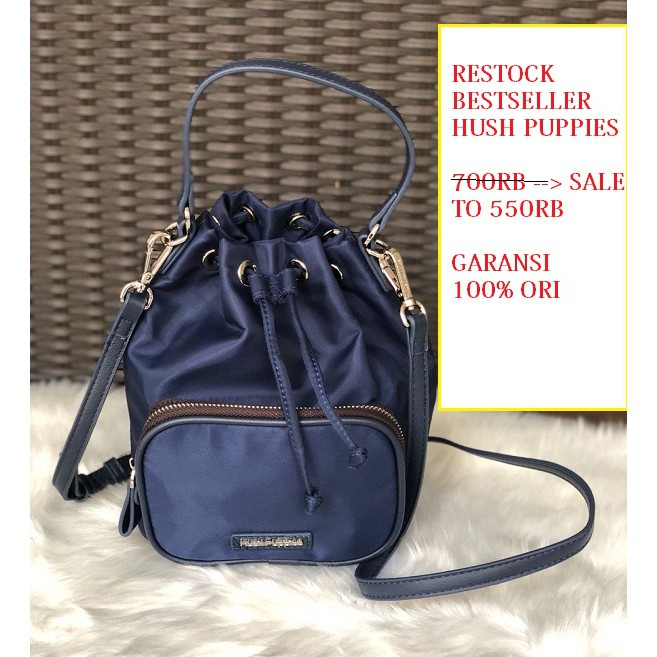 SLING BAG HUSH PUPPIES LYNDEE SMALL  00d8a74bf8