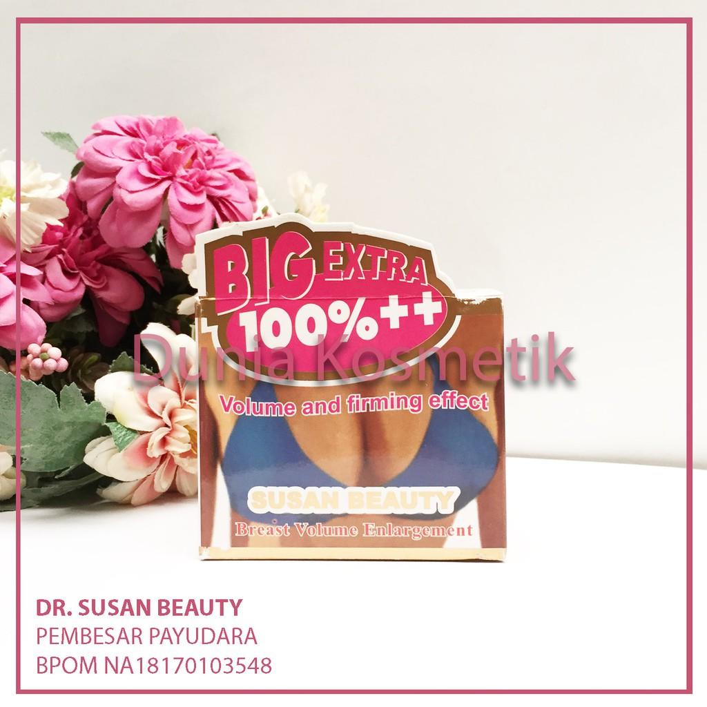 Dr Susan Breast Cream Pembesar Payudara Shopee Indonesia Pengencang Dan