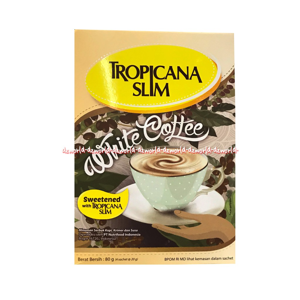 Tropicana Slim Sweetener Diabtx Isi 100 Sachet Shopee Indonesia