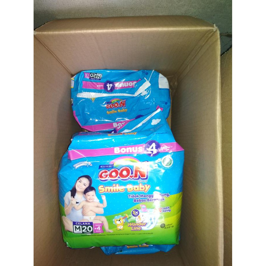 Toko Online Roycoxx079 Shopee Indonesia Goon Smile Baby L30
