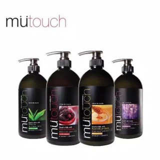 MU TOUCH SHOWER CREAM PUMP 1000ML / MU TOUCH SABUN CAIR - Honey | Shopee Indonesia