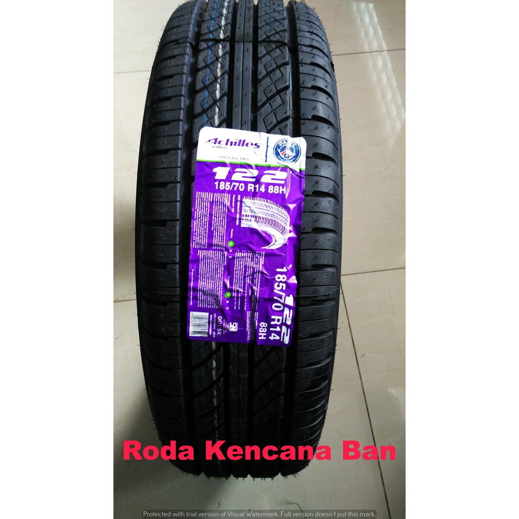 Achilles 122 185 70 R14 Ban Mobil Shopee Indonesia