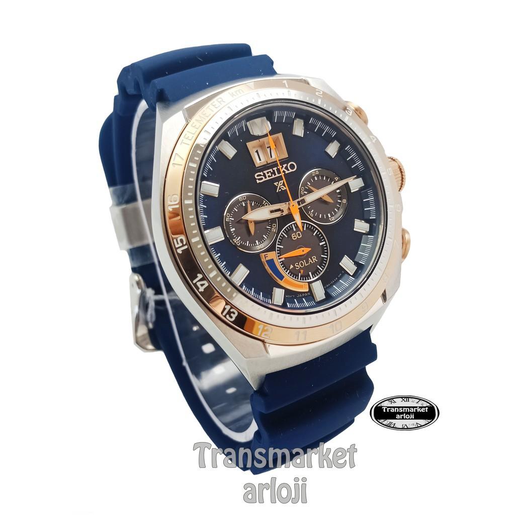 Seiko Ssc423p1 Prospex Sky Solar Chronograph 100m Jam Tangan Pria Ssc347p1 Blue Dial Stainless Ssg001p1 Radio Sync World Time Shopee Indonesia