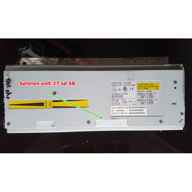 SMPS Power supply FUJI ELECTRIC 48V 40.6A 2000W