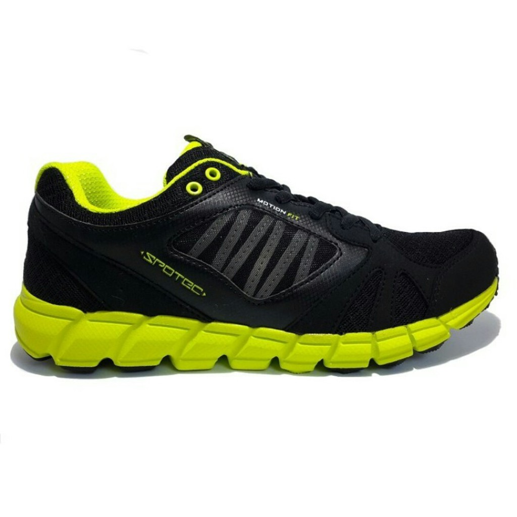 Sepatu Running Spotec Kinetic.  587483d0d8