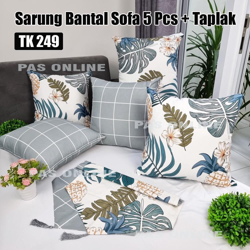 Harga Taplak Meja Bantal Sofa Terbaik Agustus 2021 Shopee Indonesia Jual sarung bantal kursi minimalis