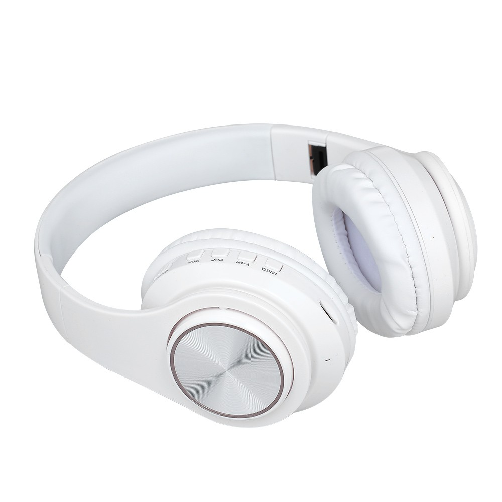 Finev3 Headset Stereo Wireless Bluetooth Warna Biru Shopee Indonesia Jbl Reflect Response Sport Headphone