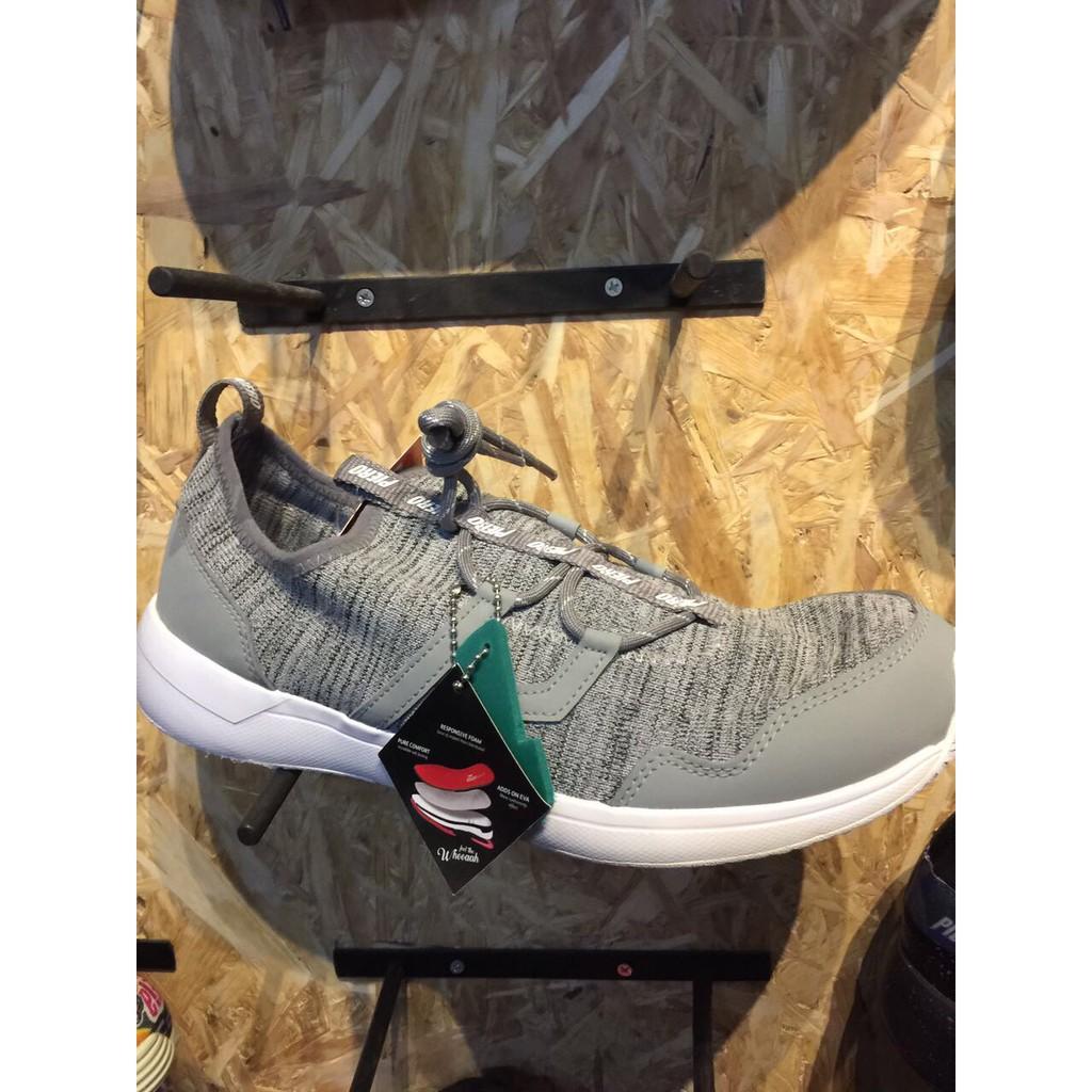 Dapatkan Harga Sepatu Piero Diskon Shopee Indonesia Jane White Grey Referensi