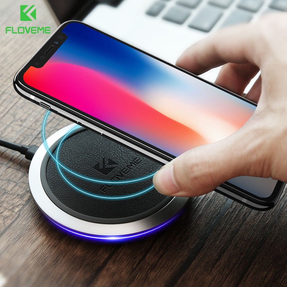 Top Universal Qi Wireless Base Slim Fast Charging Dock Charger Pad Receiver Reveres Port For Smartphone Samsung S6 Edge Shopee Indonesia