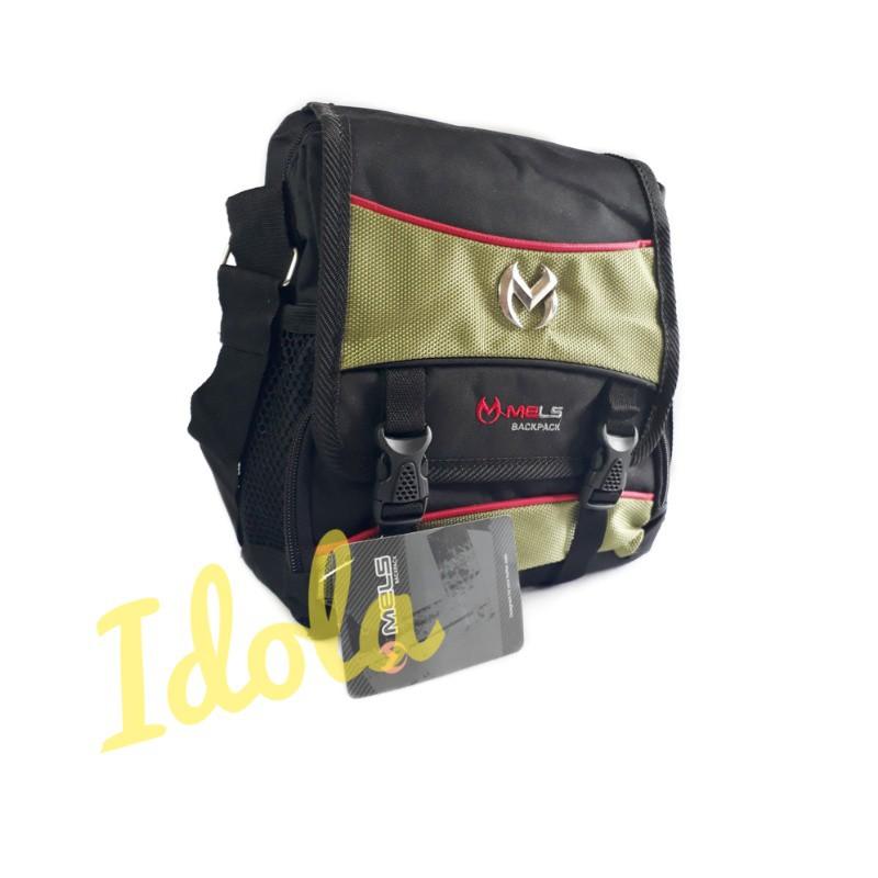IdolaBags - Tas Selempang Outdoor Pria / Tas SlingBag Import Original / Tas Travel Cowok | Shopee Indonesia