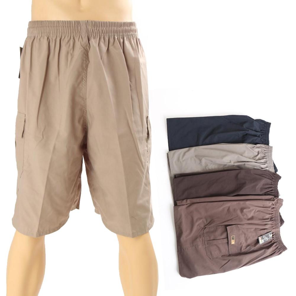 Dapat 4pcs Celana Cargo Pendek Pinggang Karet Shopee Indonesia Paket 4 Pcs Pria Buat Nongkrong Gahul Warna