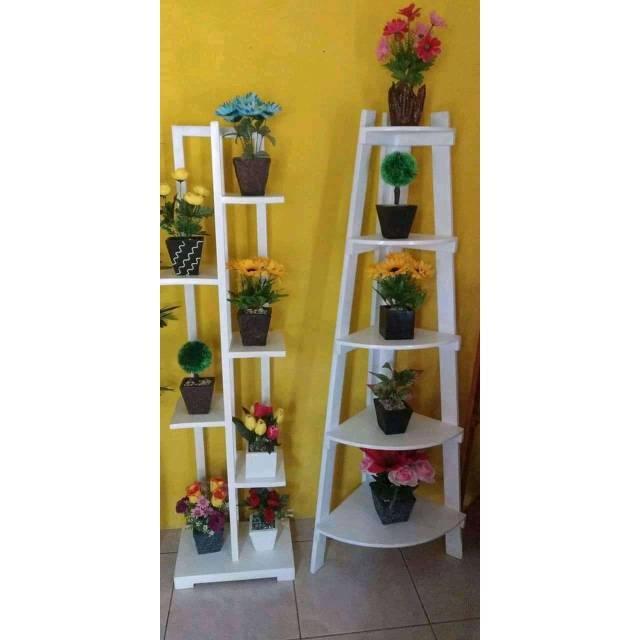 Rak Bunga Zig Zag Minimalis Shopee Indonesia