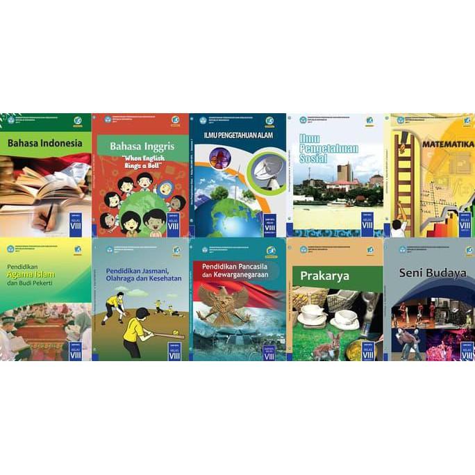 Terbaru Buku Siswa Kelas 2 8 Smp Ilmu Pengetahuan Alam Semester 1 Shopee Indonesia