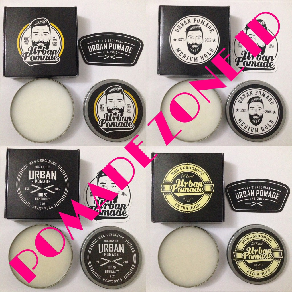 Promo Belanja Pomadesurabaya Online Agustus 2018 Shopee Indonesia Pomade Oilbased Medium Hold 55gr Non Label
