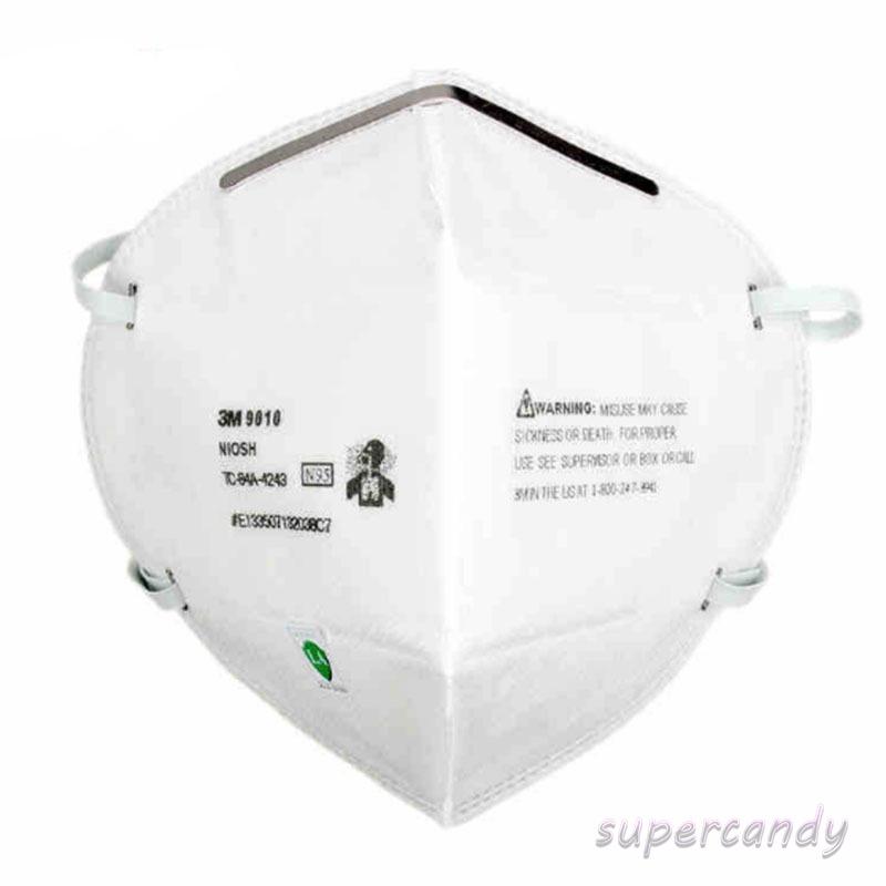 Masker Anti 5 Debu 9010 Respirator sp Pm2 Mobil Untuk N95 3m
