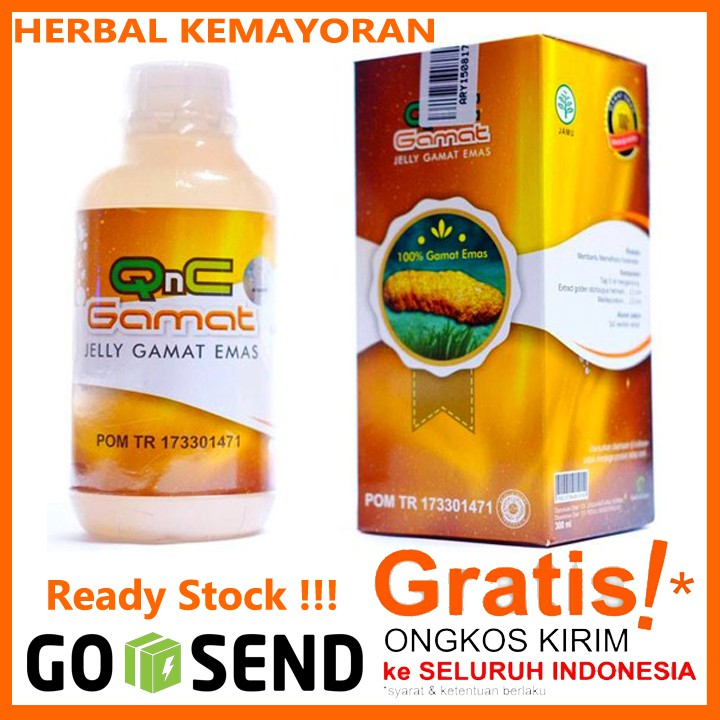 Obat herbal hepatitis dan lupus - Jelly gamat Gold-G (Garansi Uang Kembali Jika Palsu)   Shopee Indonesia