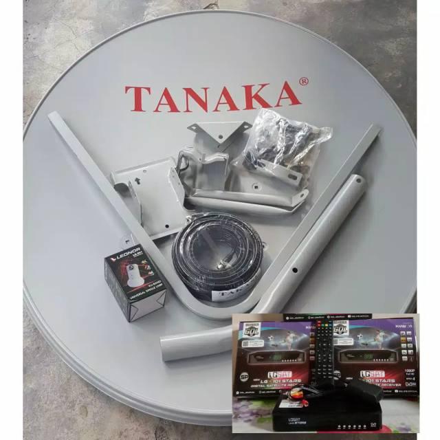Paket Parabola mini 60cm K-VISION receiver GOL